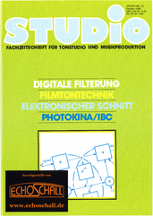 [Translate to Englisch:] Heft 32-Digitale_Filterung-Photokina-Lexicon_PCM41-Klark_DN60